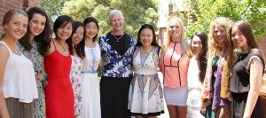 Pymble Ladies' College High Achievers