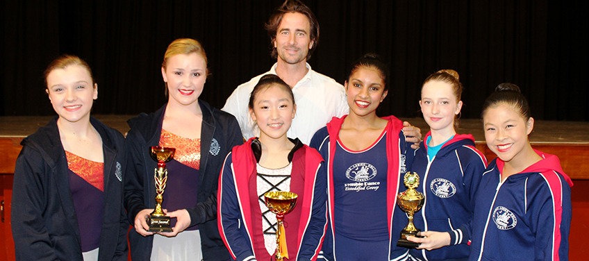 Pymble Ladies' College Dance Eisteddfod Success 2013