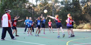 Pymble Ladies' College Liane Tooth Netball