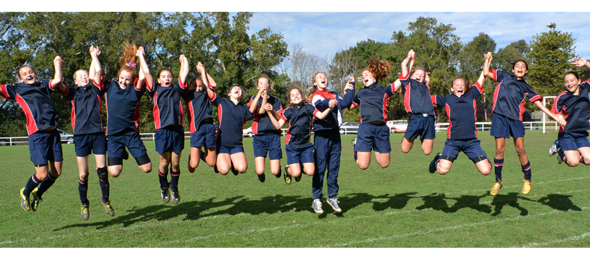 Pymble Ladies' College Soccer Football