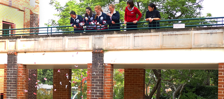 Pymble student rise to the STEM challenge