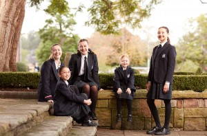 Pymble - the right school for your daughter