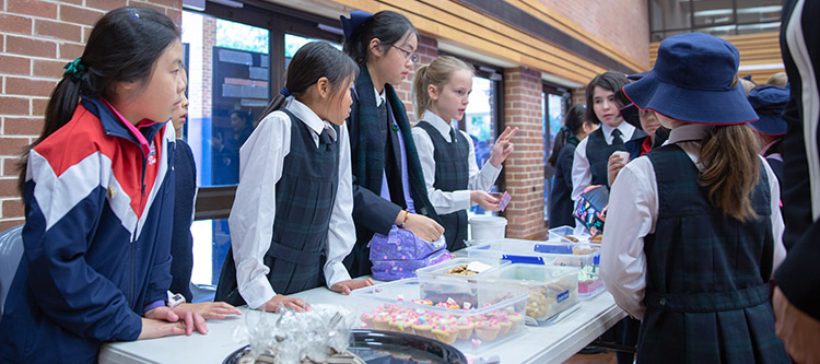 St Lucy's Bake Sale