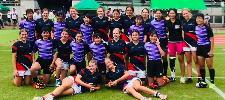 Rugby Sevens Japan posted 21-10-19