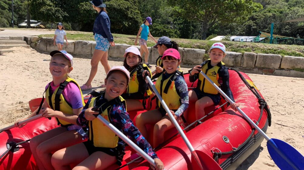 Outdoor Education Programs Give our Girls a Chance to Have a Go