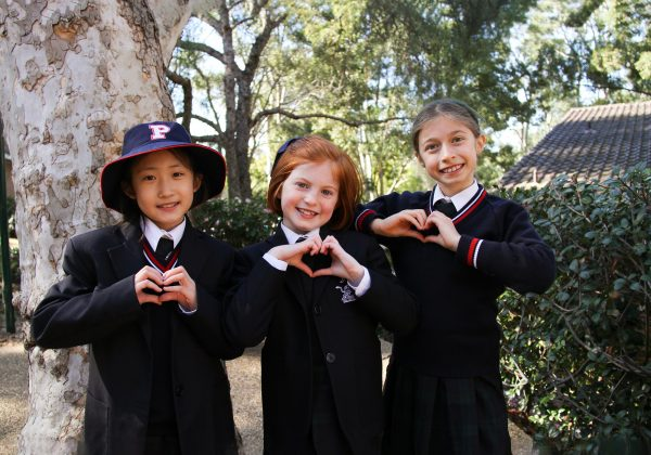 Giving to Pymble