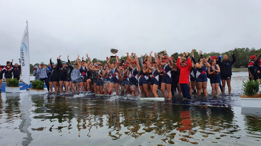 Our rowers triumph at the Head of the River