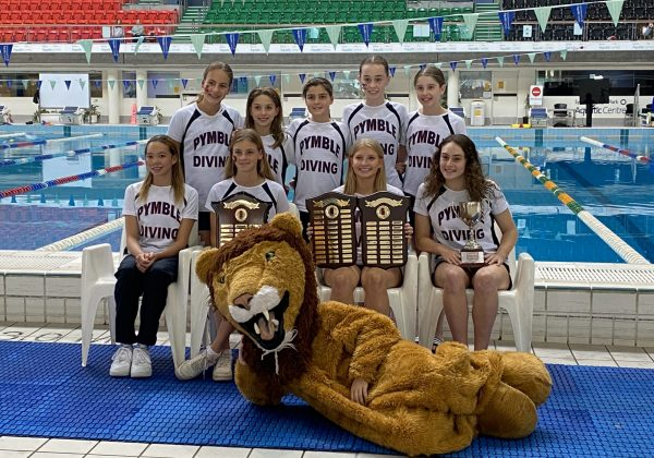 Our IGSSA Swimming and Diving Teams Perform Outstandingly