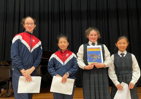 Eco Warriors Inspire our Junior School Girls